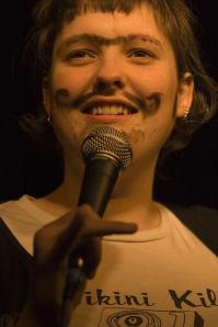 the other J.Lo: comedian Josie Long