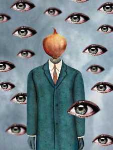 onion eyeball