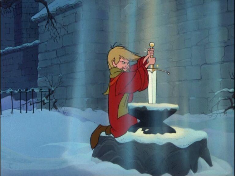 sword and the stone disney full movie