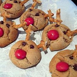 peanut-butter-reindeer-cookies-4
