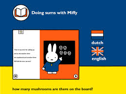 Kitty gets a theme park, Miffy just gets sodding MATHS. So unfair.