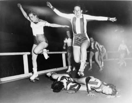 rollerderby1950