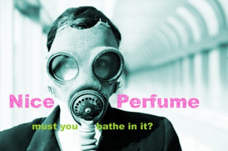 bathing-in-perfume-gas-mask